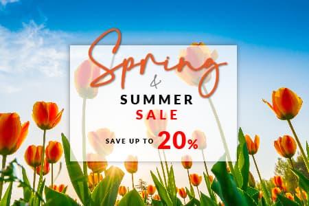 Spring & Summer Sale Ivy Bush Carmarthen